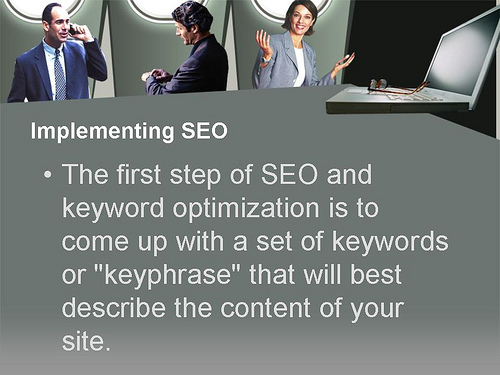 A Few Words of Advice About Online Marketing