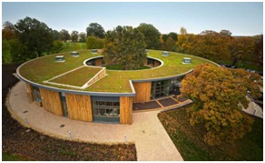 Eco building in 2016