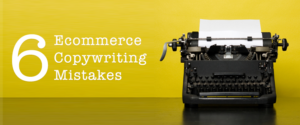 The most common mistakes in copywriting for web