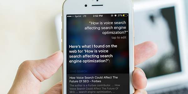Voice search and the new challenges of SEO