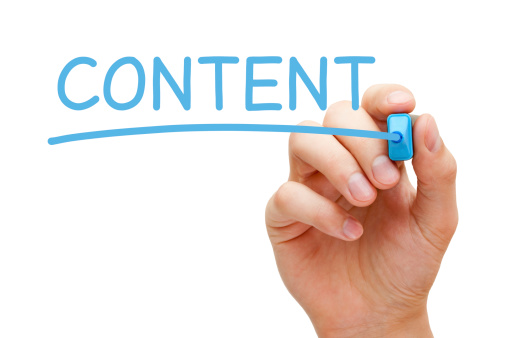 Why the content remains the king of online marketing