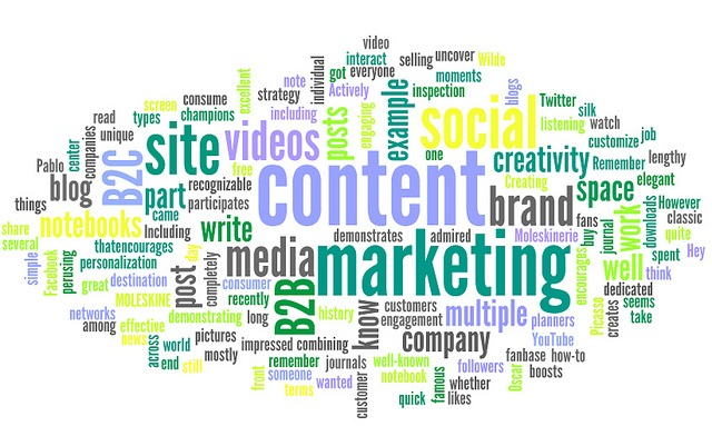 To improve engagement, companies are committed to content marketing