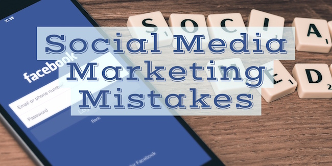 The serious mistakes to be avoided in any Social Media strategy
