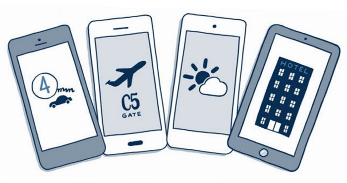 Mobile tourists or how mobile devices are transforming the travel market