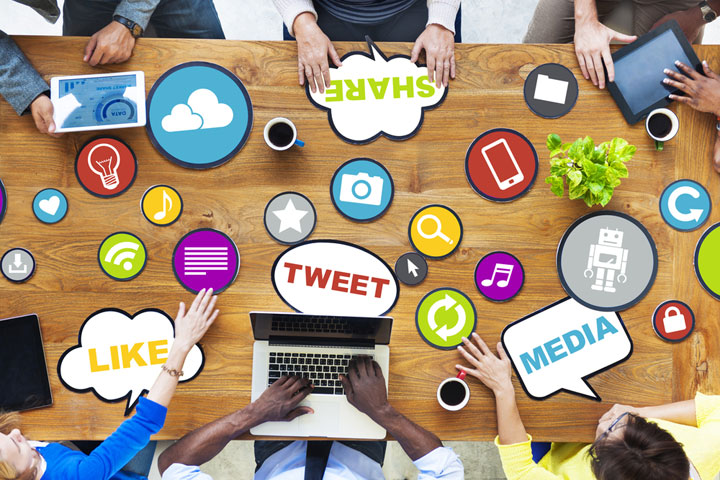 Boosting the efficiency of our marketing strategy in social networks